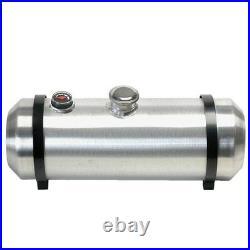10 Inches X 24 CF Spun Aluminum Gas Tank 8 Gallons With Sight Gauge