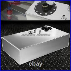17 Gallon Top-feed Aluminum Fuel Cell Gas Tank+cap+level Sender+nylon Line Kit