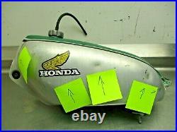 1974 Honda CR250M Elsinore Gas Fuel Aluminum Tank