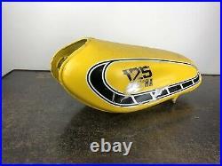 1976 Yamaha YZ 125 Aluminum Fuel Tank