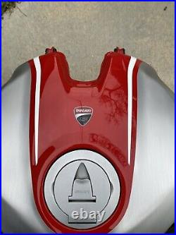 2014 Ducati 1199 R Panigale Fuel Tank R S Base 12-17 899 1299 aluminum gas tank