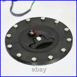 20 Gallon Lightweight Aluminum Gas Fuel Cell Tank+level Sender 19.75x24x10