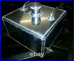 ALUMINIUM 2 Gallon 4mm FUEL TANK STOCKCAR
