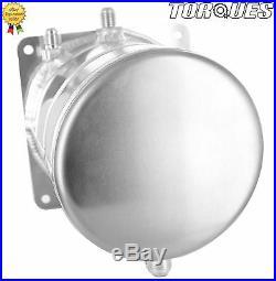 AN-6 (-6AN)/ AN-8 (-8AN) JIC 1.5 Litre Aluminium Top Mounted Fuel Swirl Pot Tank