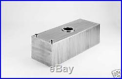 Aluminium / Alluminium Fuel Tank 150 Litres Marine Grade Petrol Diesel ALLOY New