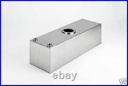 Aluminium Fuel Tank 120 Litres 5083 Marine Grade Alluminium Petrol Diesel NEW
