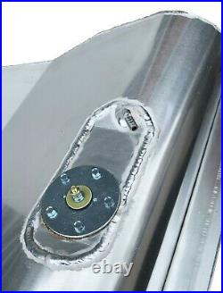 Aluminium Fuel Tank For Ford Fiesta Mk 1 Baffled And With Sender