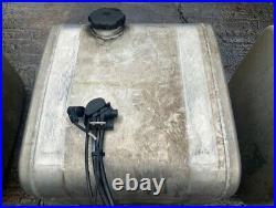Aluminium diesel tank