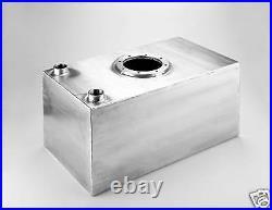 BOAT TANK Aluminium Fuel Tank 60 Litres Petrol Diesel Alloy NEW