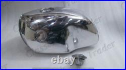 Bmw R100 Rt Rs R90 R75 R80 Aluminum Alloy Petrol Gas Fuel Tank With Cap