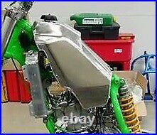 Brand New Aluminium Fuel Tank Kawasaki Kx250 88-89 Kx500 88-04