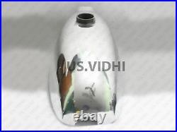 Bsa Trials Trail Scrambler Aluminium Alloy Fuel Tank @vidhi