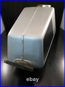 CZ COFFIN Gas Fuel Petrol Tank OEM Aluminum CROSS