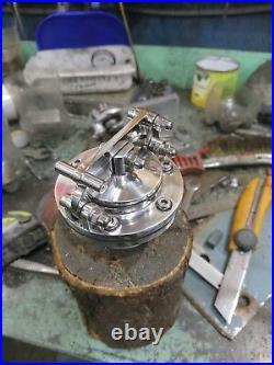 Custom HandMade Hammer Gas tank cap cover Harley Davidson Bobber Chopper
