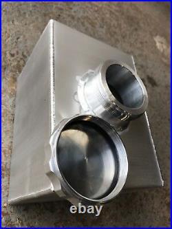 Custom Made Aluminium Fuel Tank 2mm Race Car Boat Stock Banger Water Meth CNC