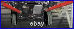 FUEL TANK COVER UNDERTRAY SKID PLATE ALU 6mm MITSUBISHI L200 TRITON 2006 2012