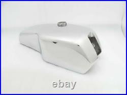 Fuel Petrol Tank Alloy/ Aluminium Yamaha TZ RD250 RD 350 TD Cafe Racer