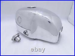 Fuel Tank Aluminium BMW R100 Rt Rs R80 R90 With Original Type Filler Cap