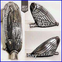 Harley, chopper, bobber gas tank aluminum, frisco style, WCC style
