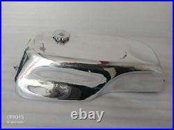 Honda Cb Mv Agusta Style Aluminium Cafe Racer Gas Fuel Petrol Tank With Cap