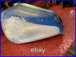 Husqvarna Aluminum Alloy Gas Fuel Tank Husky