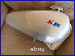 KTM Penton Hi-Point Aluminum WORKS Fuel Gas Petrol TANK 75 Vintage MX MotoCross