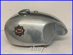 Lyta Tank Genuine Original Alloy Tank BSA Goldstar/RGS Etc