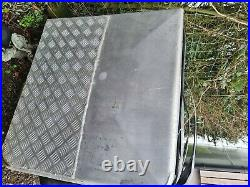MAN aluminum alloy FUEL Tank