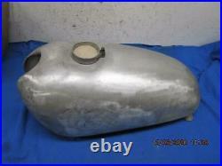 Matchless AJS Competition Aluminum Gas Tank, Fuel Tank, Super Rare, G80CS D991
