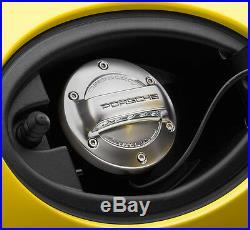 Porsche Aluminium Look Fuel Tank Cap 991 Boxster Cayman Cayenne Macan Panamera