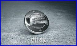 Porsche Tequipment Fuel Tank Cap In Aluminium Look