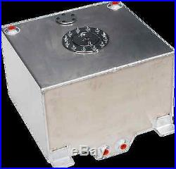 Proflow 57l 15 Gallon Fuel Cell Tank Foam Filled with Sender & Mounting Brackets