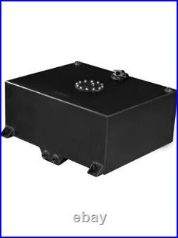 Proflow Fuel Cell, Tank, 15g, 57L, Aluminium, Black 510 x 460 x 26 (PFEFC015BK)