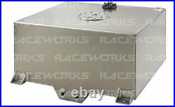 RACEWORKS FUEL CELL WITH SENDER 510460260mm 15 Gallon (57L) ALY-073