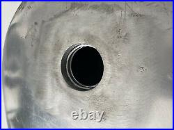 RARE Villain ALUMINUM gas tank 3.5 gallon chopper harley softail cfl west coast