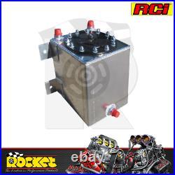 RCI Aluminium Fuel Cell with Foam 3.8L RCI2010A