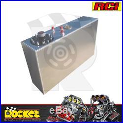 RCI Aluminium S/Rod Fuel Cell with Sender 64L RCI2171A