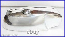 Rickman Aluminum Alloy Gas Fuel Petrol Tank Bsa Triumph Norton Triton Matchless