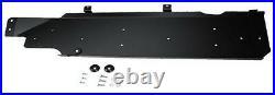 Rock Hard 4x4 Aluminum Fuel Tank Skid Plate fits 07-18 Jeep Wrangler JKU 4 Door