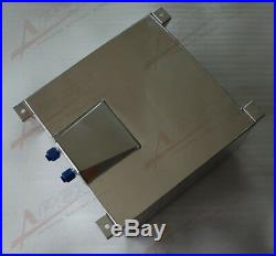 SALE! Universal Lightweight Aluminum 10 Gallon Fuel Cell Tank + GM Sending Unit