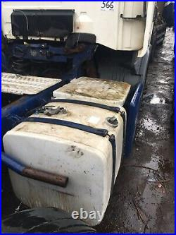Scania Diesel Tank & Brackets Aluminium 124 470 4 Series 300 Litres Fuel