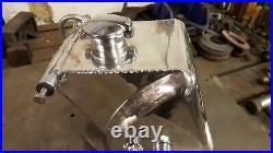 Triton aluminum oil tank