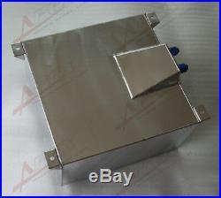 Universal Aluminum 15 Gallon Fuel Cell Tank & GM Sending Unit