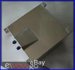 Universal Lightweight Aluminum 10 Gallon Fuel Cell Tank + GM Sending Unit