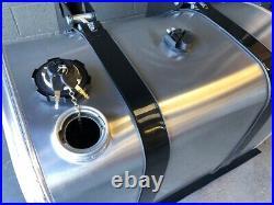 Volvo Compatible Fuel Tank Aluminium FH D-Shaped 400L £607.50 + VAT = £729
