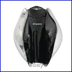 YAMAHA XT TT 500 Black Aluminum Fuel Petrol Tank + Cap 1U6