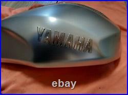 Yamaha XSR700 Right Aluminium Fuel Tank Side Cover Assy 2016