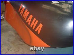 Yamaha genuine TZ250A 3TC 90(fits88-90) Fuel tank USED 3AK-24110-00